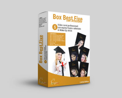 Box Best Five + Esame con Attestato Online