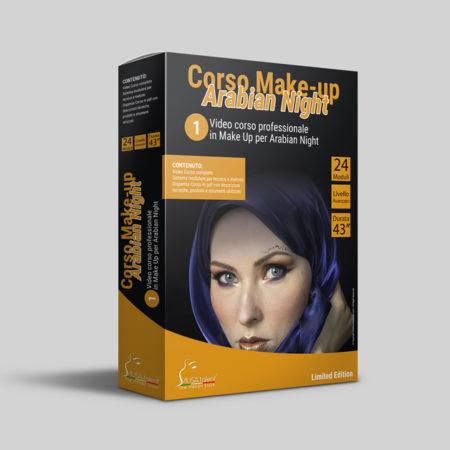 Corso Make-up Arabian Night Online