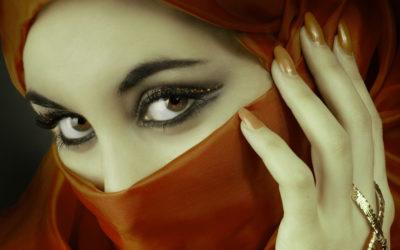 دورة مكياج الليلة العربية اون لاين