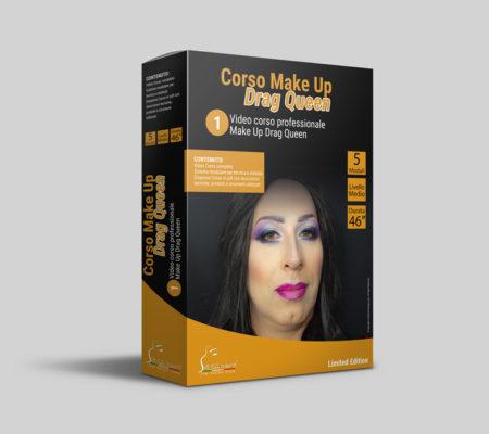 Corso Make-up Drag Queen Online