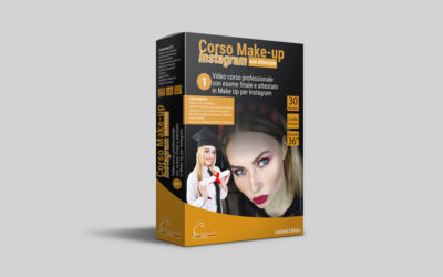 CORSO MAKE-UP INSTAGRAM ONLINE + ESAME CON ATTESTATO