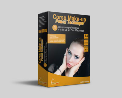 Corso Make-up Pencil Technique Online