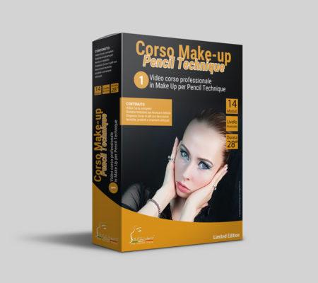 Corso Make-up Pencil Technique Online