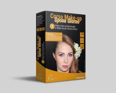 Corso Make-up Sposa Giorno Online