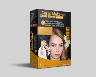 Corso Make-up Sposa Giorno Online + Esame con Attestato