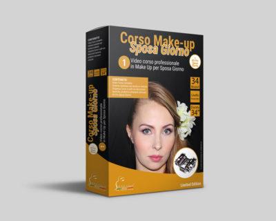 Corso Make-up Sposa Giorno Online + Kit