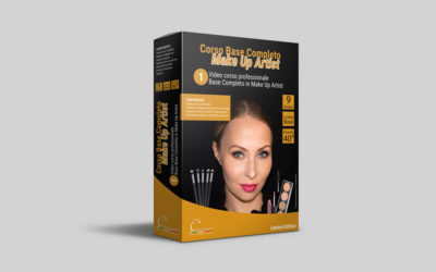 CORSO BASE COMPLETO MAKE-UP ARTIST ONLINE