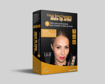 Corso base completo make up artist Online