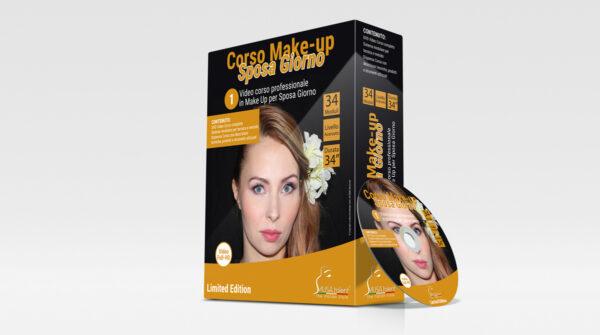 Corso Make-up Sposa Giorno su DVD