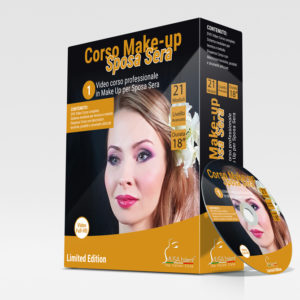 Corso Make-up Sposa Sera su DVD