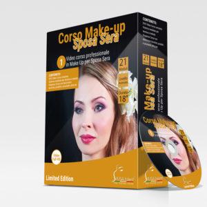 Kursa Make-upê ya Bûka ingevê li ser DVD